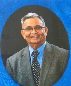 Person of the Week: Dr  Ramesh Patel